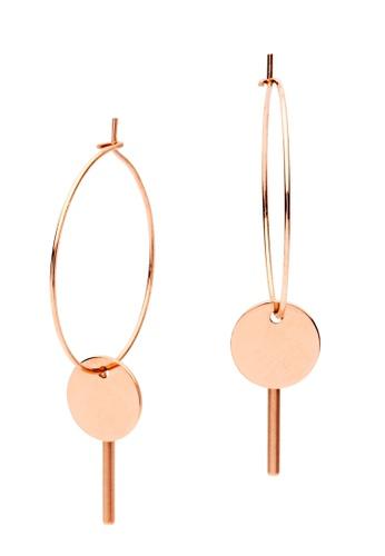 Pastiche gold Desert Moon Earrings 8FB26ACD77ED8DGS_1