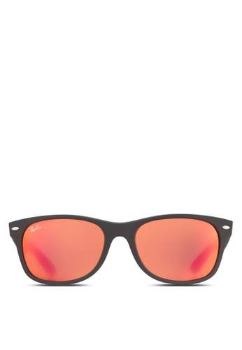 New Wayfarer 太陽esprit手錶專櫃眼鏡, 飾品配件, 長框