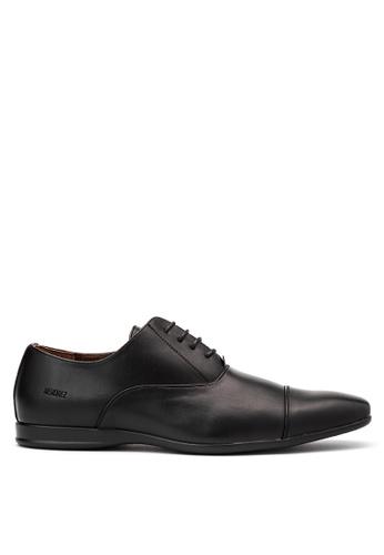 Mendrez black Men's Formal Shoes ME992SH02OZHPH_1