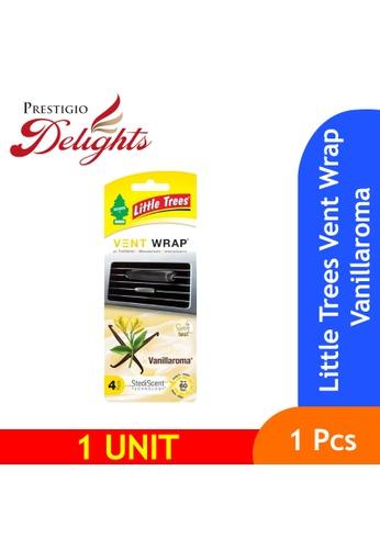 Prestigio Delights yellow Little Trees Vent Wrap Vanillaroma 4503AES5093E3DGS_1