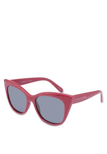 Privé Revaux 黑色 Privé X Madelaine Mister Sunglasses 37001GL4BF5E07GS_1