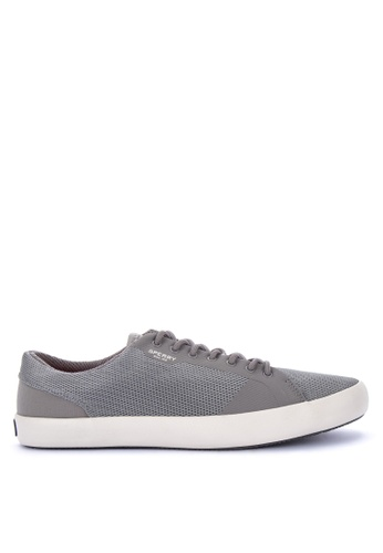 Sperry grey Flex Deck LTT Mesh Sneakers 238F0SH4784BD2GS_1