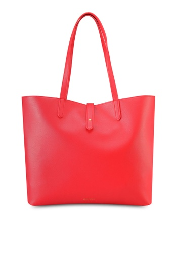 Jack Wills red Rothlay Shopper Bag AA02CAC8C9DEC6GS_1