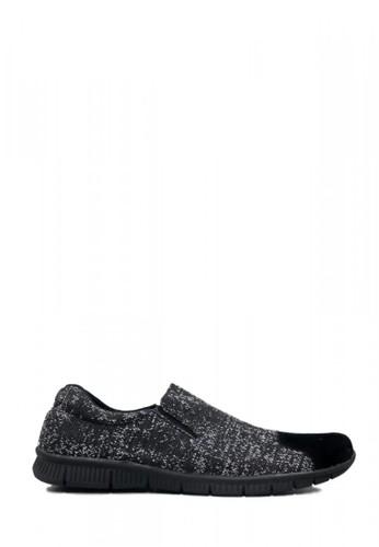 D-Island black D-Island Shoes Mix Donald Comfort Denim Black F2A7ASHC286849GS_1