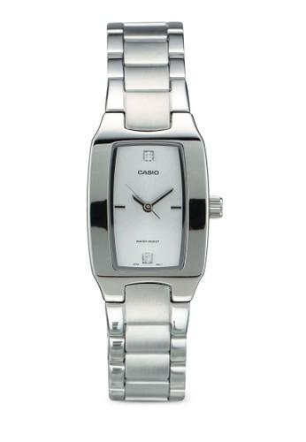 Casio silver Casio-Jam Tangan Wanita-LTP-1165A-7C2 Silver 0AFB5ACD9E937EGS_1
