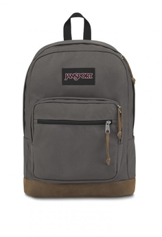12f7629ac87e Jansport grey Right Pack Backpack 47BE2ACBDEFAC0GS 1