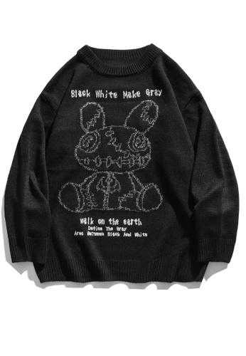 Twenty Eight Shoes Trend Cartoon Knit Sweater HH05106 C1B83AA5A8CB72GS_1
