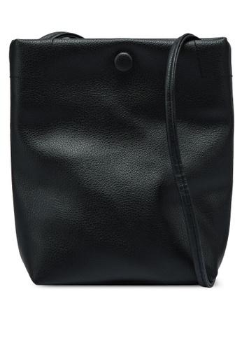 LOWRYS FARM black Casual Shoulder Bag 380D0AC14C6AFBGS_1