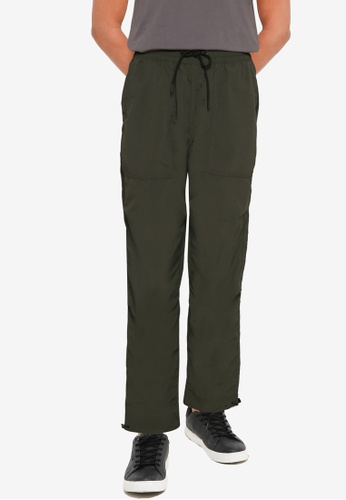 Timberland green Outdoor Archive Joggers C2967AA090493BGS_1