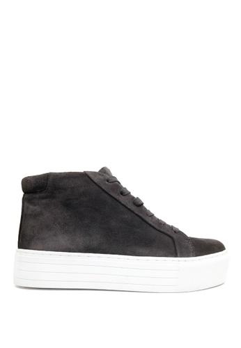 Kenneth Cole New York grey JANETTE - Platform Sneaker 3E7A9SH2229D06GS_1