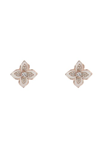 Fesprit outlet 台灣our Petals Flower Earrings, 飾品配件, 其他