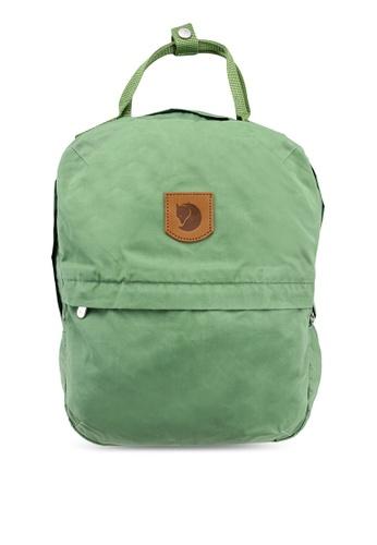 Fjallraven Kanken green Greenland Zip Backpack BAA0FAC76FFED7GS_1
