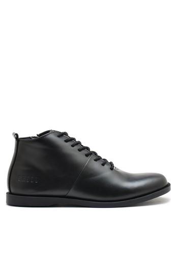 Brodo black BRODO - Sepatu Pria Signore EZ Full Black 58756SH8EE7F52GS_1