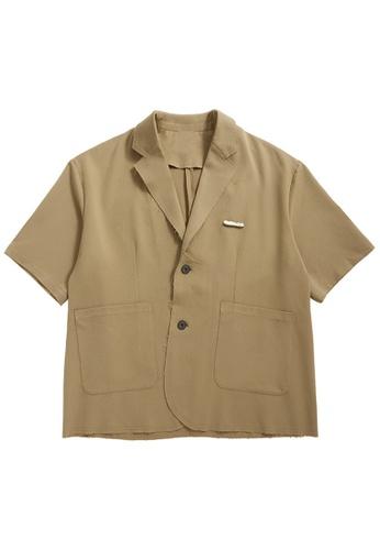 Twenty Eight Shoes Japanese Fashion Short Sleeve Shirt 2390S21 1DB88AA927F5CFGS_1