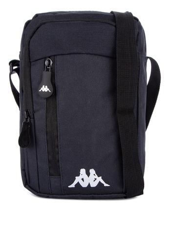 Kappa grey Training Shoulder Bag 19812ACBF609C4GS_1