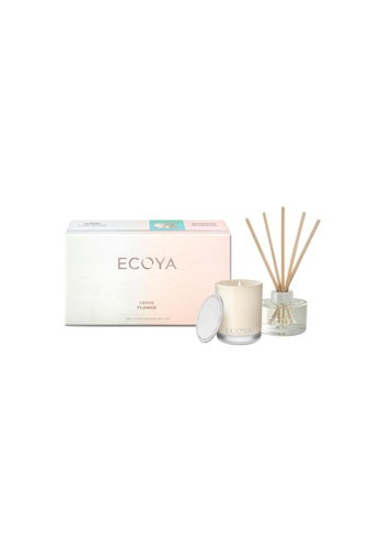 Ecoya Ecoya Little Luxuries Gift Set Lotus Flower F33DBHL6BF1B69GS_1