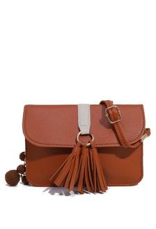 Jual Phoebe   Chloe Tas Mini Ring Color Brown Original  5a22e63743