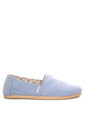 Paez blue Combi Men's/SS17 Sneakers PA524SH14IYJPH_1