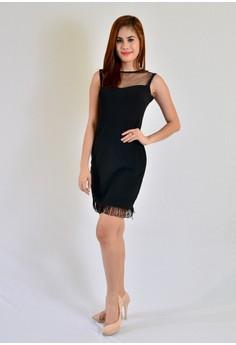 AW Tassle Dress
