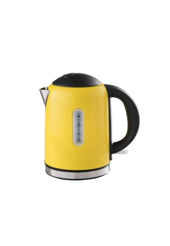 JVD JVD Lifestyle MV Kettle Stainless Steel Finishing, Yellow 46FD9HLEF855DBGS_1