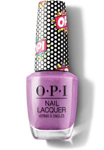 O.P.I purple NLP51 - NL - Bubbles - Pop Star 821A3BE248D942GS_1