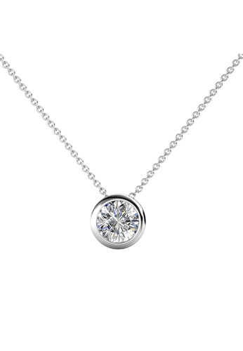 Her Jewellery silver Simplicity Set with Premium Grade Crystals from Austria HE581AC0RAKDMY_1