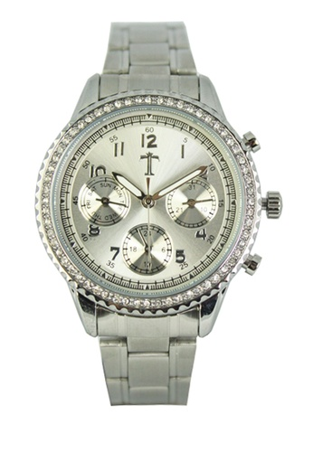 TOMATO TIME silver Marilyn Stainless Watches A86C8AC563D463GS_1