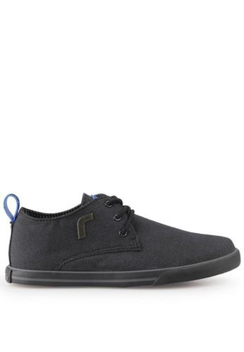 Rhumell black The Rich Shoes RH743SH86LJLID_1