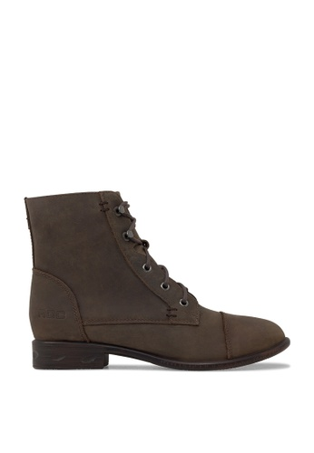 ROC Boots Australia brown Riff Brown Boot RO289SH0F52BSG_1