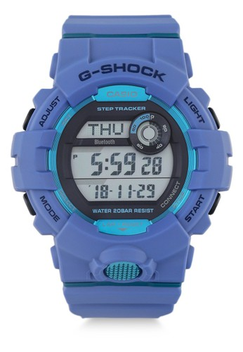 G-Shock blue Casio G-SHOCK Jam Tangan Pria - Blue - Resin - GBD-800-2DR 522F7AC3F89C74GS_1