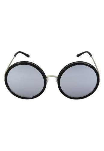 MAD HATTER 太陽眼鏡, 飾品配件, 圓esprit 台北框