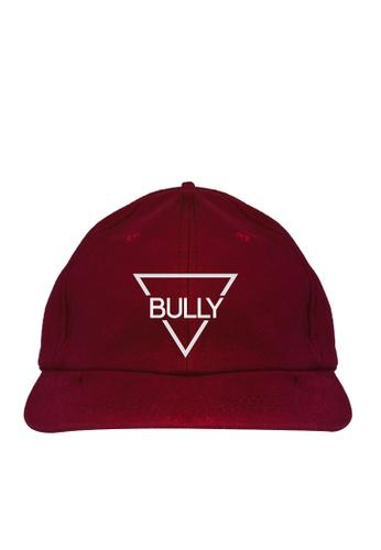 HYPE MNL red Bully Baseball Cap 511C0ACB88E0F3GS_1