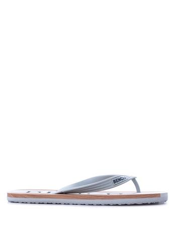 BENCH grey Printed Slippers BE550SH16LPJPH_1