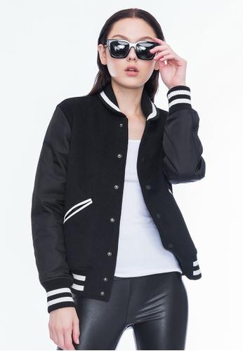 Alpha Style black Alpha BF Varsity Jacket AL461AA0GF9HSG_1
