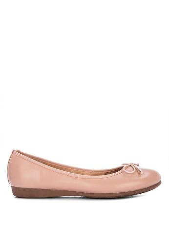Matthews pink Sebastian Flats 053E8SH7FF945BGS_1