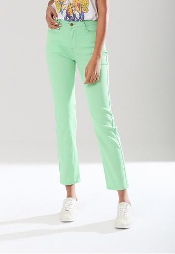 London Rag green Skinny Fit Denim Jeans 11138AA33EC4FBGS_1