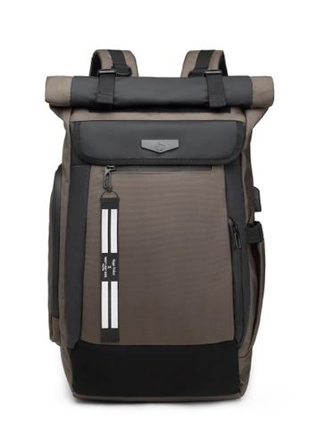 Twenty Eight Shoes Business Laptop Backpack M9066 8ED9EACCEA7C21GS_1