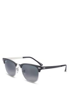 Buy Ray-Ban Blaze Clubmaster RB3576N Sunglasses Online on ZALORA ... 695eeab287