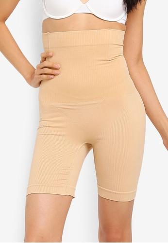 Impression brown Long Legged Girdle 95318USE32948AGS_1