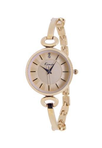 Sk Time Watch Shop gold Japan Design 18K Plating Fashion Steel Watch SK518AC0ITUBPH_1