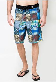 Printed Boardshorts