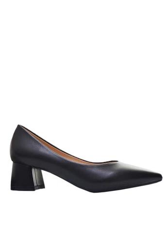 Twenty Eight Shoes 4.5CM尖頭羊紋高踭鞋 999-21 5D7A3SHA24F93DGS_1