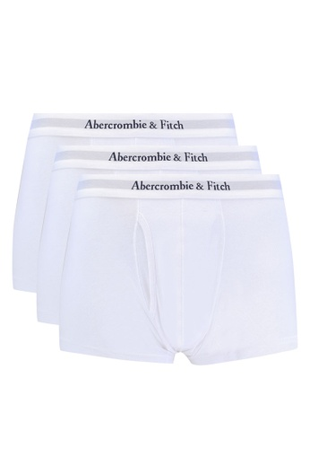 Abercrombie & Fitch white Multi Pack Trunks AB423US0RN1HMY_1