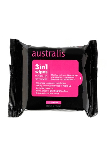 Australis Australis 3 in 1 Wipes 03DA6BEC41AA25GS_1