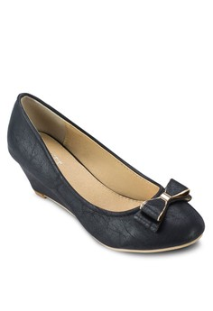 Isadora Bow Wedges