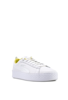 feddc5481a8 Puma Sportstyle Core Smash Platform Trailblazer Shoes RM 329.00. Sizes 4 5  6 7 8