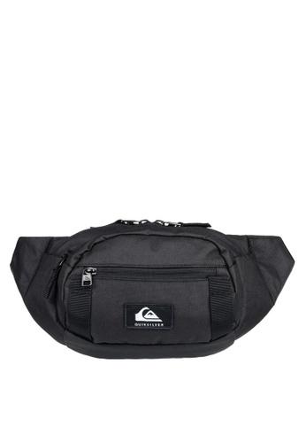 Quiksilver black Lone Walker Bum Bag 7F094AC230EF24GS_1