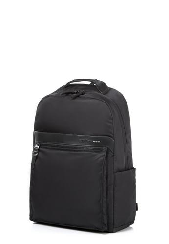 Samsonite Red black Samsonite RED Willer Round Backpack A9331AC218B3AFGS_1