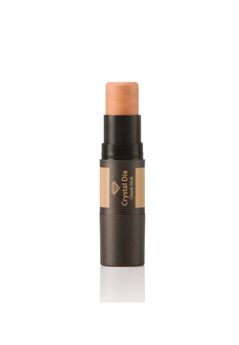 Talent Cosmetics brown Talent - Crystal Dia Cheek Stick 05 Brown TA526BE0RA2BMY_1