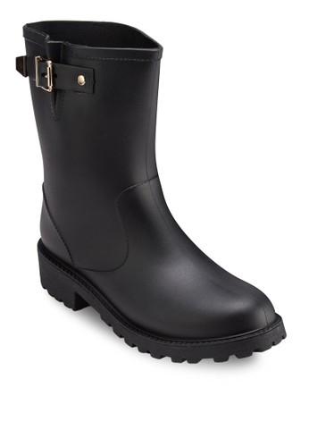 低跟PVC 雨esprit服飾靴, 女鞋, 鞋
